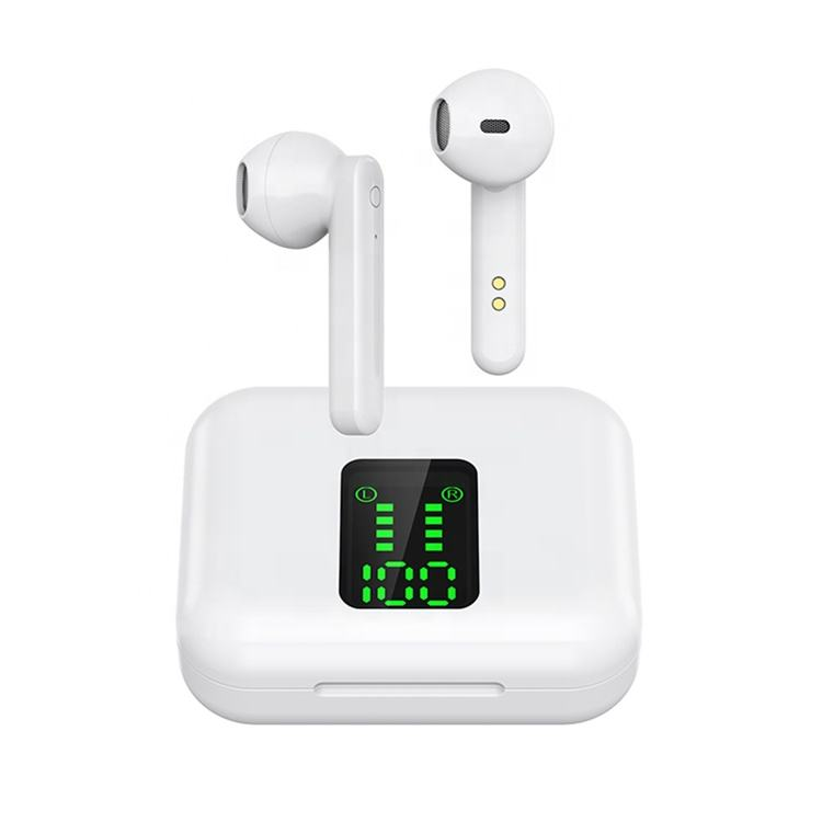 Temsun Wireless Earphone & Headphone Accessories New Product 2020 For Apple Samsung Wireless Earbud Wholesale Bluetooth Headsets