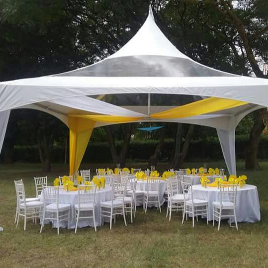 2019 New Design White Party Tents Outdoor Gazebo Tent Events