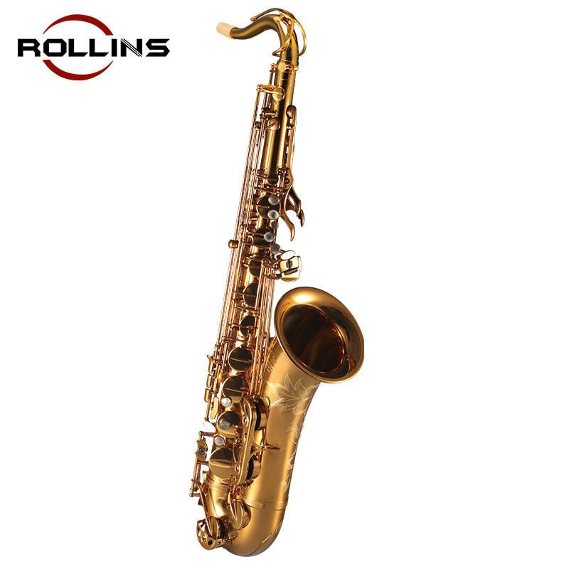 Saxophone Tenor Saxophone Tenor-9902 for beginners Handmade copper for musical instruments