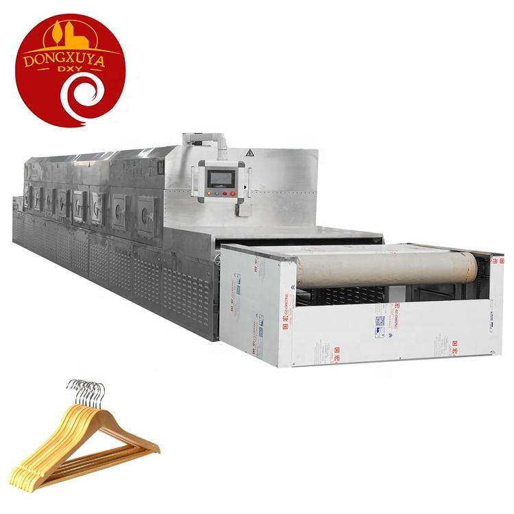 Made in China new situation wood ware microwave drying machine