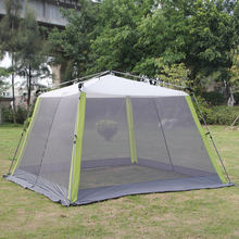 Folding Camping Instant pop up Easy set up screen room large portable mosquito net House tent with floor
