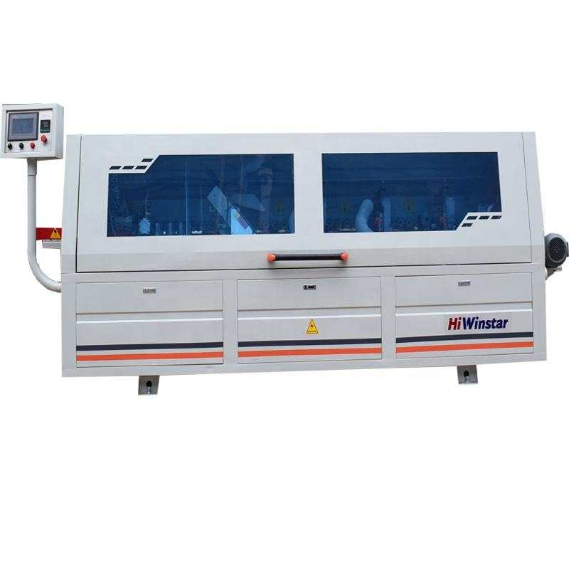 MF360A bevel pur 6 functions fully auto pvc edge banding machine for wood