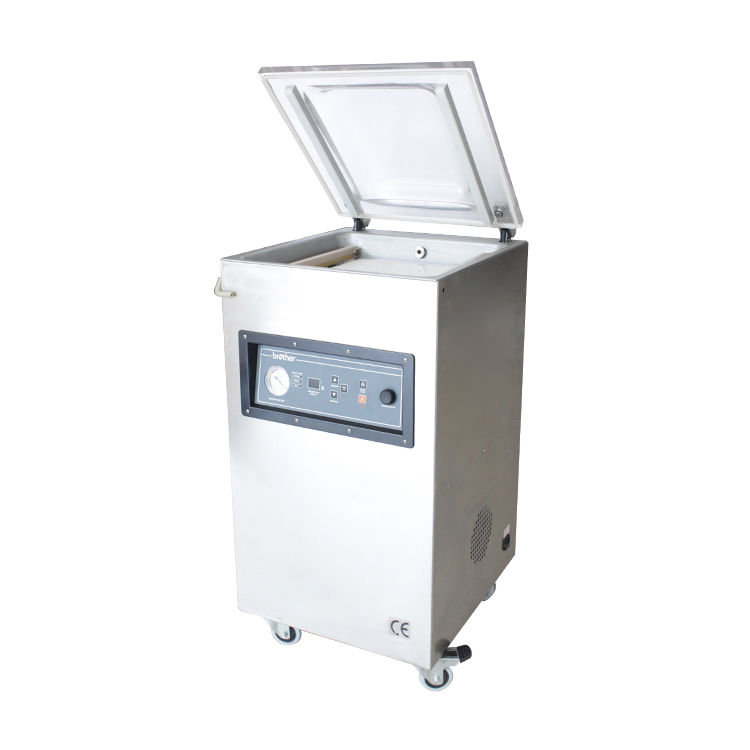 BROPACK VM400E/B Meat rice bean fish coffee Single Chamber Vacuum pack Packing sealer Machine