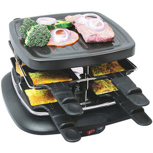Mini Stone Barbecue Electric BBQ Hot Grill Easy to Operation