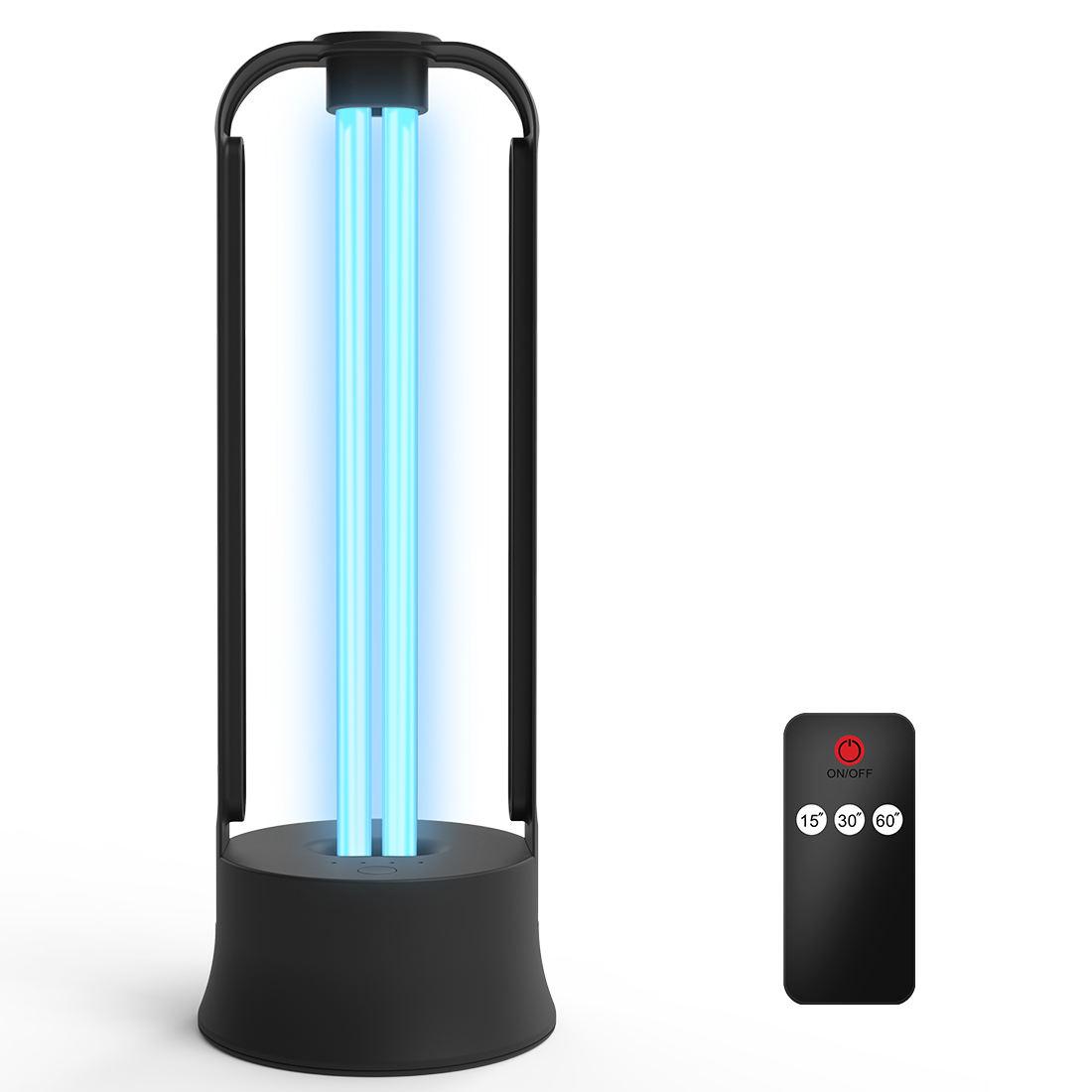 Sylstar uv keimtötende lampe 38W timing randar induktion uv entkeimungslampe mit ozon