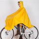 Fashion Women Rain Coat Pvc Thicken Bicycle Raincoat Rain Ponchos For Bikers