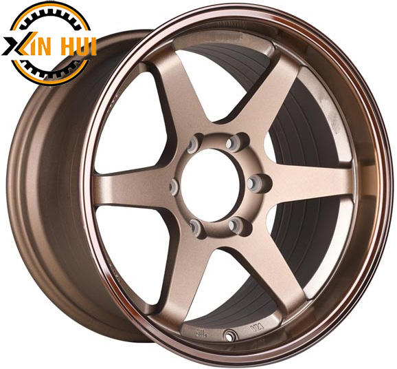 Fit for TE37 design hot selling model car alloy wheels size 18x8.5 18x9.0 18x9.5 18x10.5 pcd 5x114.3 and 6x139.7 rims
