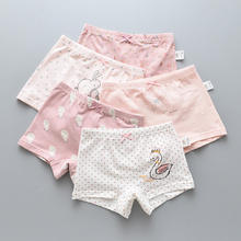 OEM/ODM  eco-friendly infant toddler organic 100% cotton short pants undies custom walking training baby underwear