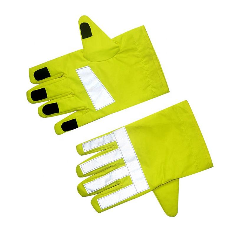 Lightweight Silver Series Work Glove with Reflective Tape