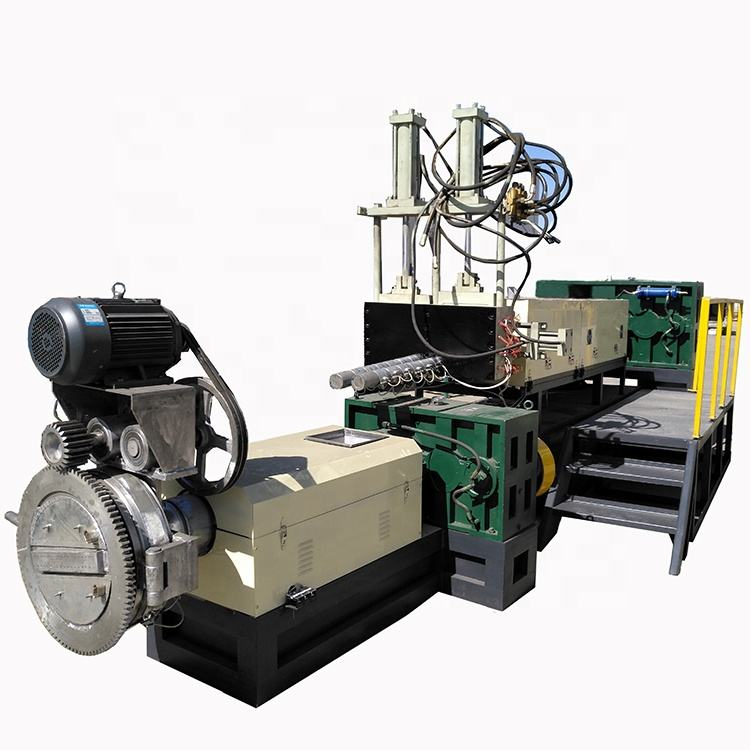 KEDA brand PP PE EPS recycle plastic pellet production line/granules making machine price