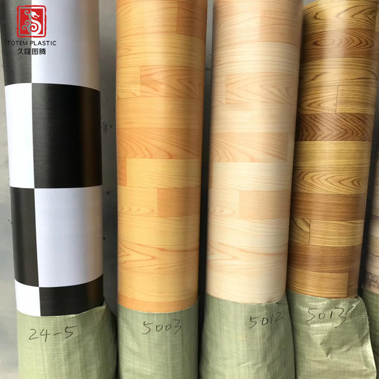 Factory Outlet Linoleum floor sheet Vinyl Pvc Flooring Vinyl Roll Flooring