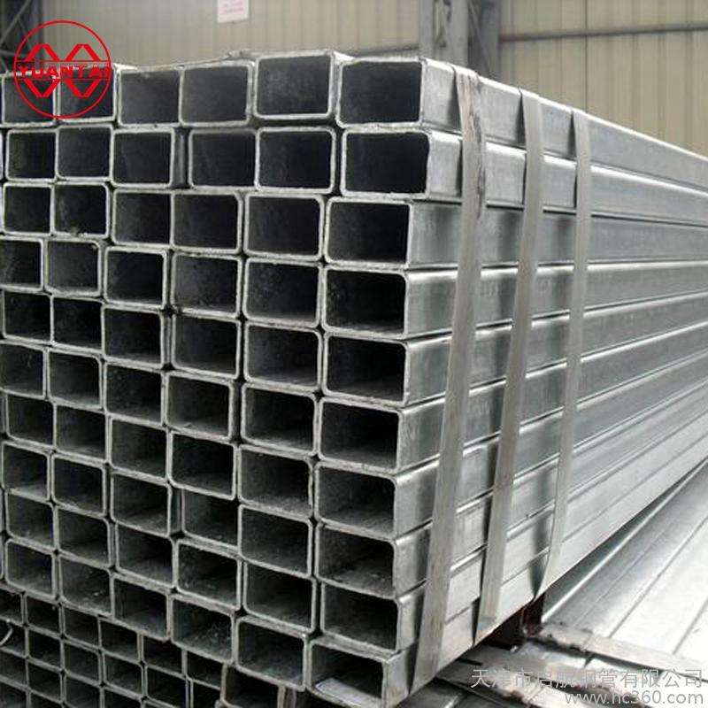 St37 Gi Pipe Pre Galvanized Big Diameter Steel Pipe Astm A36 RHS Hollow Section Gi Pipe