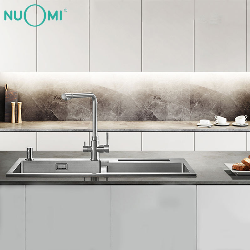 Nuomi Water Zuivering Reiniging Keuken Rvs Intelligente Sink