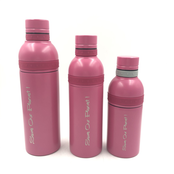 Promotion Cheap Costom Stainless Steel insulated Opening thermos Sport bottle /water bottle ice cube 750ml with lid