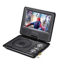 Home DVD Player Big Size14 inch TV Video Portable DVD EVD Player With Battery
