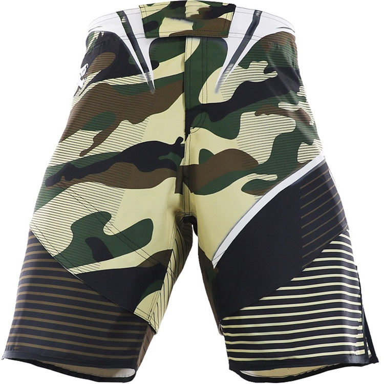Custom Sublimation Professional MMA Fighting Shorts Martial Arts Wear