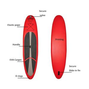 Inflable sup surfing paddle board