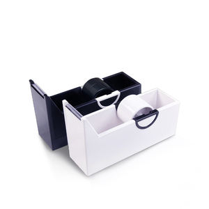 High-quality office heavy duty packing tape dispenser Wheat straw tape cutter