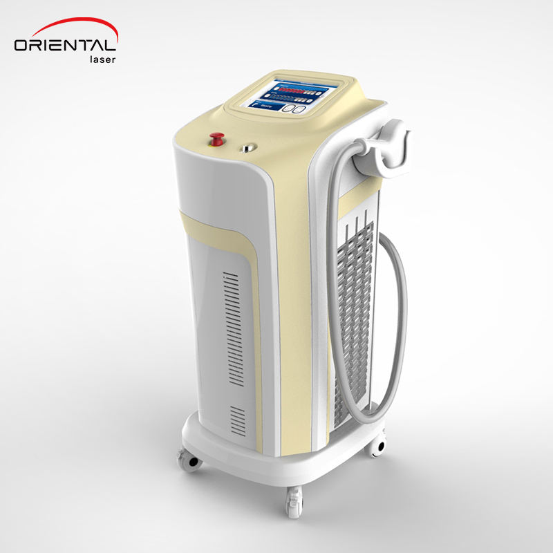 Newest 1000W Big Power Laser 755 808 1064 Diode Laser Hair Removal / 808 diode laser beauty machine