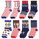 2019 Fashion crew unisex funny cute funky Men novelty Trump Socks