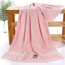 China factory wholesale towels bamboo bath towel 100% bamboo fiber