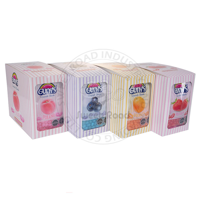 Good Quality Colorful Fruity Drink Jelly Beans Candy Halal