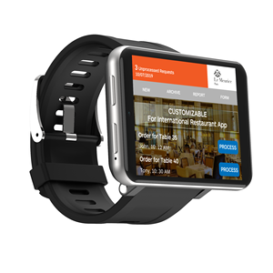 2020 DM100 IP67 Waterproof SDK Programmable Android 4G Smart Watch For App