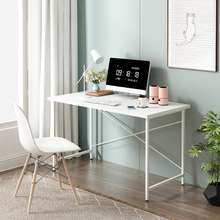 small cheap easy home sit stand writing pc desk