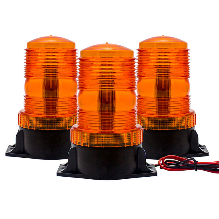 DC10-100V 18watts Led beacon lamp truck forklift warning lights