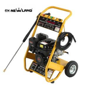 6.5Hp 170Bar 2500Psi Gasoline Power High Pressure Cleaner