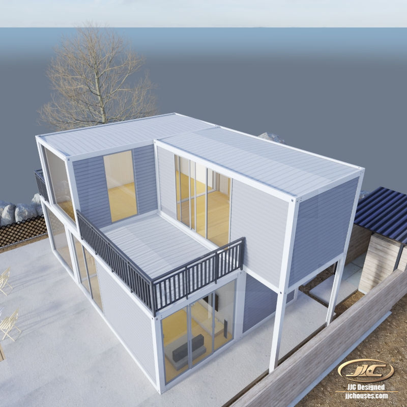 modular 40ft sea container house,customized ocean container house free designs