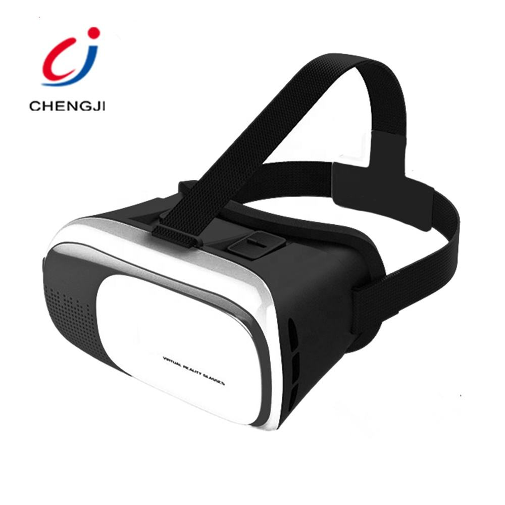 New product cheap video games toy remote control 3d vr glasses virtual reality