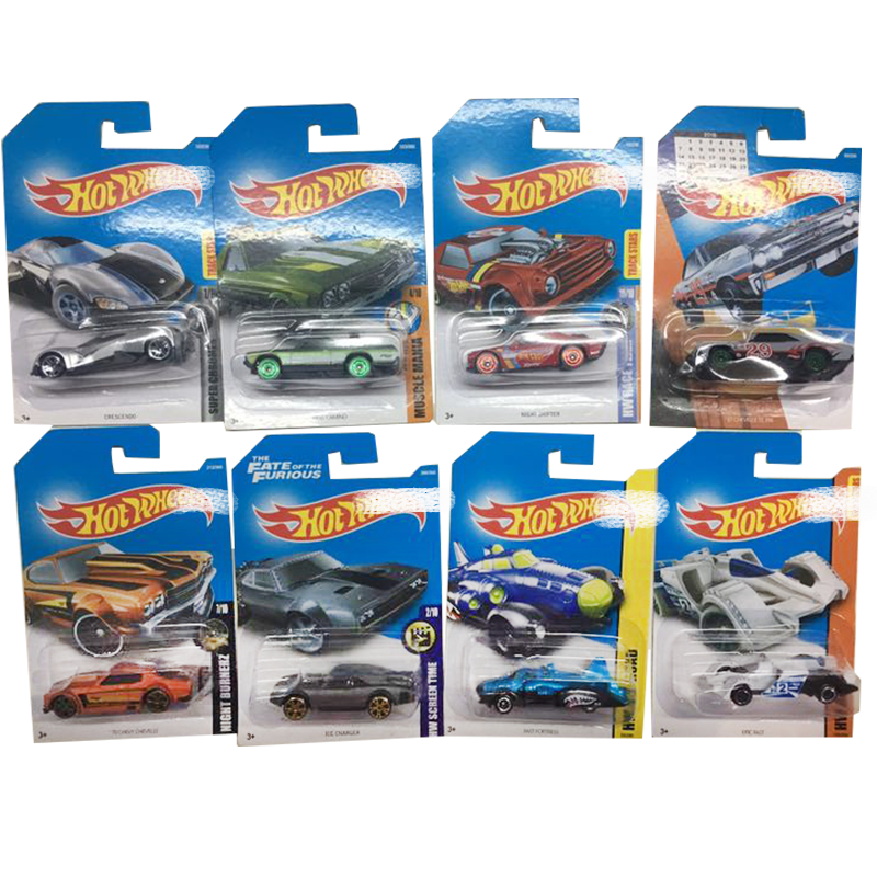Factory direct sale die cast 1:64 hot free wheel children's alloy toy car