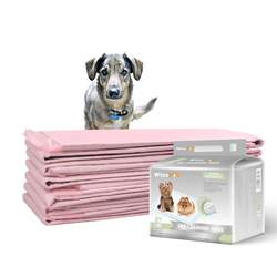 Free Samples Dog Cat Pee Pad Cheap Biodegradable Rolls Doggie Puppy Potty Training Underpad
