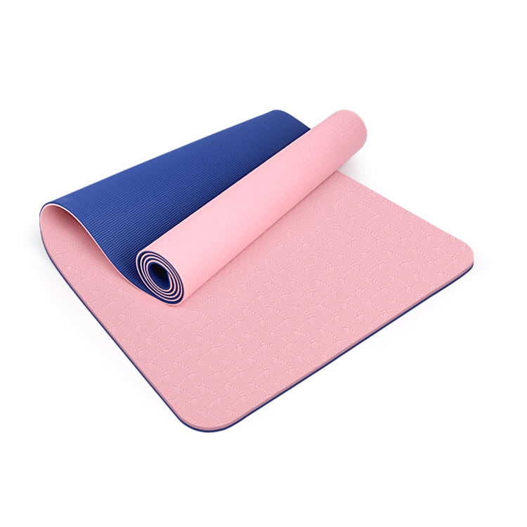 Ecofriendly Tpe Gezondheid Gym Oefening Kinderen Yoga Mat, Amazon Top Verkoper 2019 Eco Gym TPE Yoga Mat