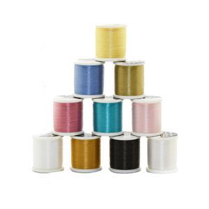Japan Imported Miyuki Beaded Special Line 100% Nylon Bracelet Line Wear Glass Beads Thread Wholesale
