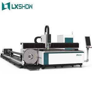 2020 LXSHOW High precision 1 kw 1000 watt fiber laser cutter cutting machine for stainless steel