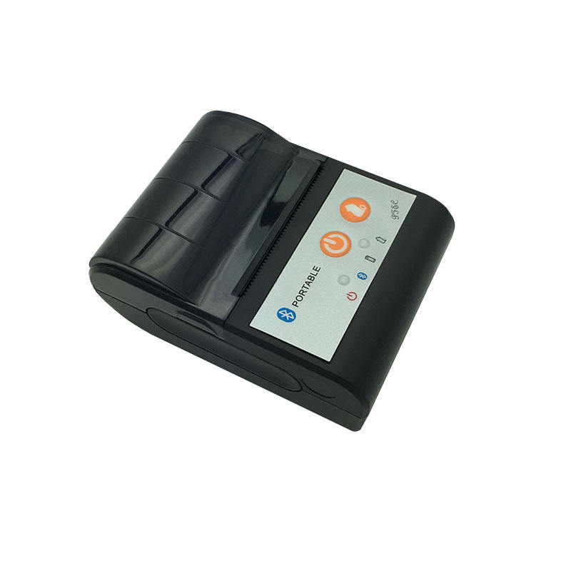 High quality wireless 58mm mini mobile printer receipt thermal portable popular TMP58C