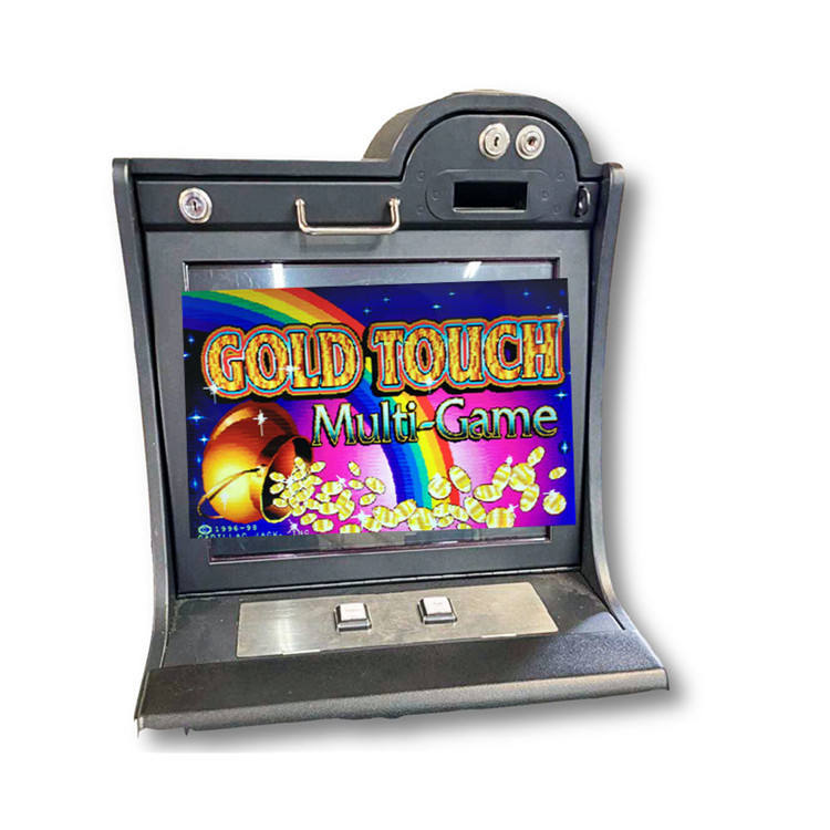 Gold Touch Casino Operated Slot Machines Carnival Game Machine Video Game Machine