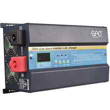 High Quality 1kw to 6kw solar power inverter pure sine wave inverter with mppt charge controller