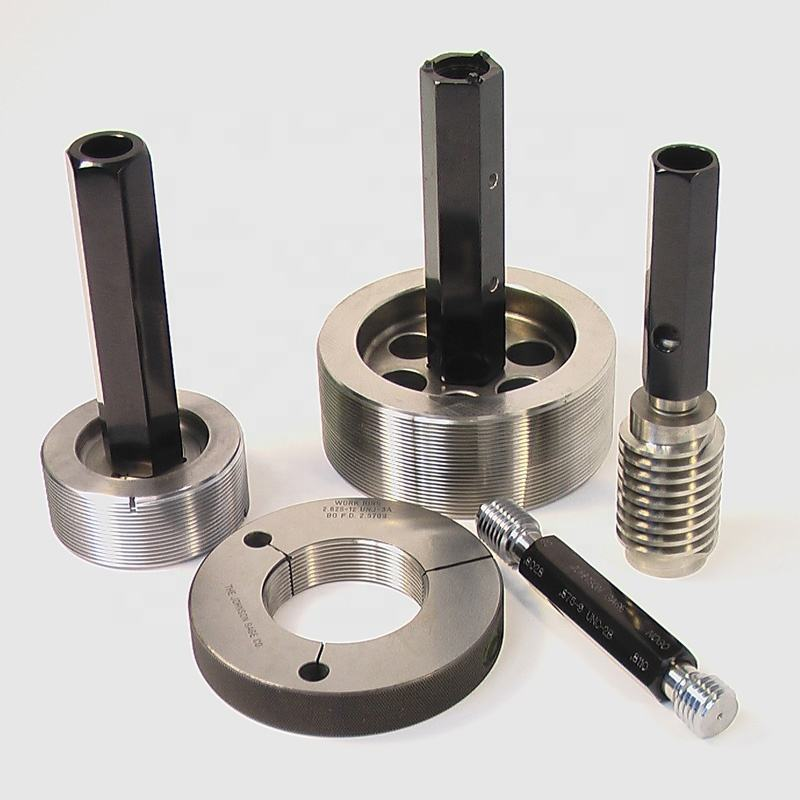 Oil Field Using API Petroleum Drill Pipe Thread Ring Gauge Screw Plug Gauge - Buttress Thread Casing - BTC - API Spec 5B