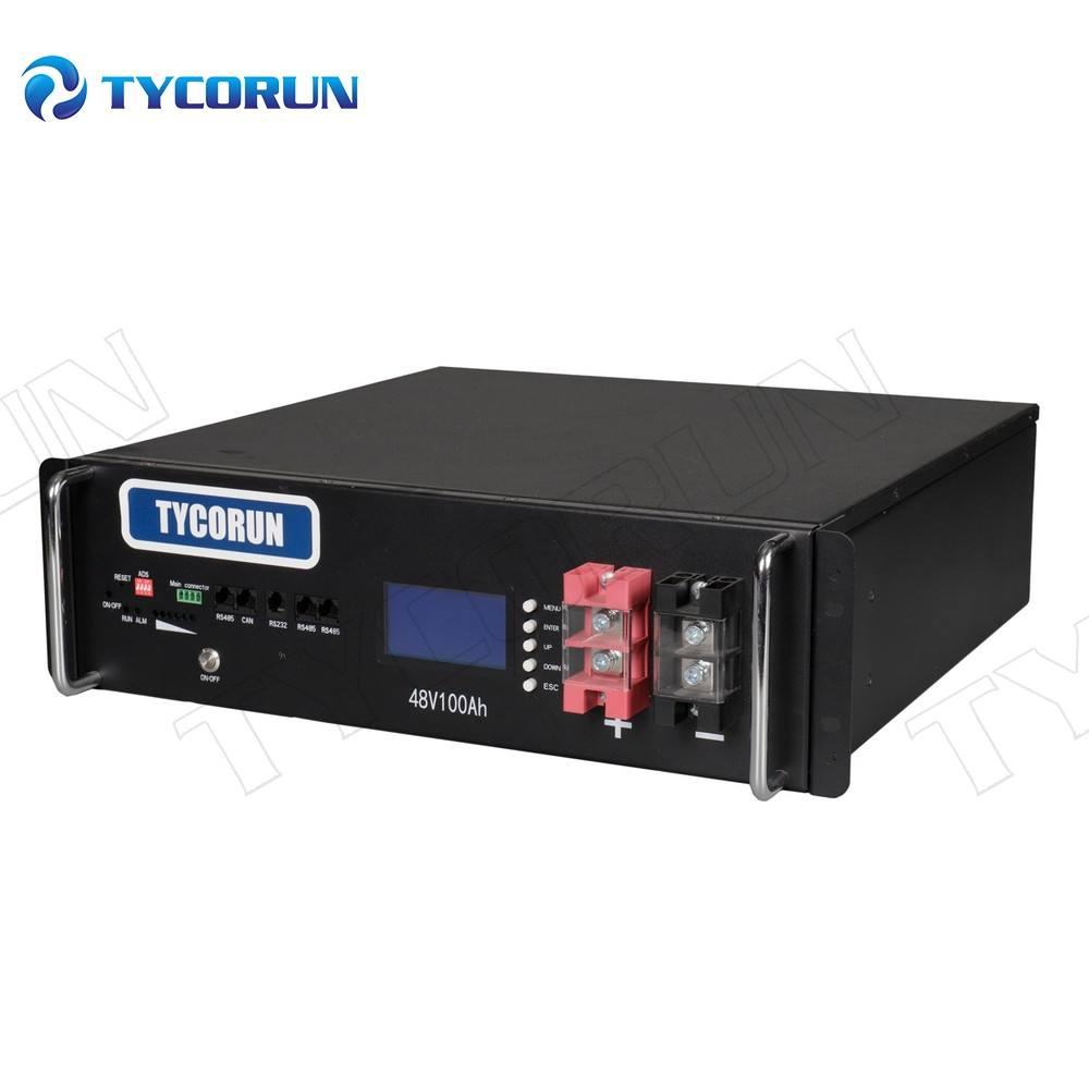 Tycorun 50ah 100ah 150ah 200ah 48v lithium ion battery pack lithium iron phosphate battery storage batteries for solar system