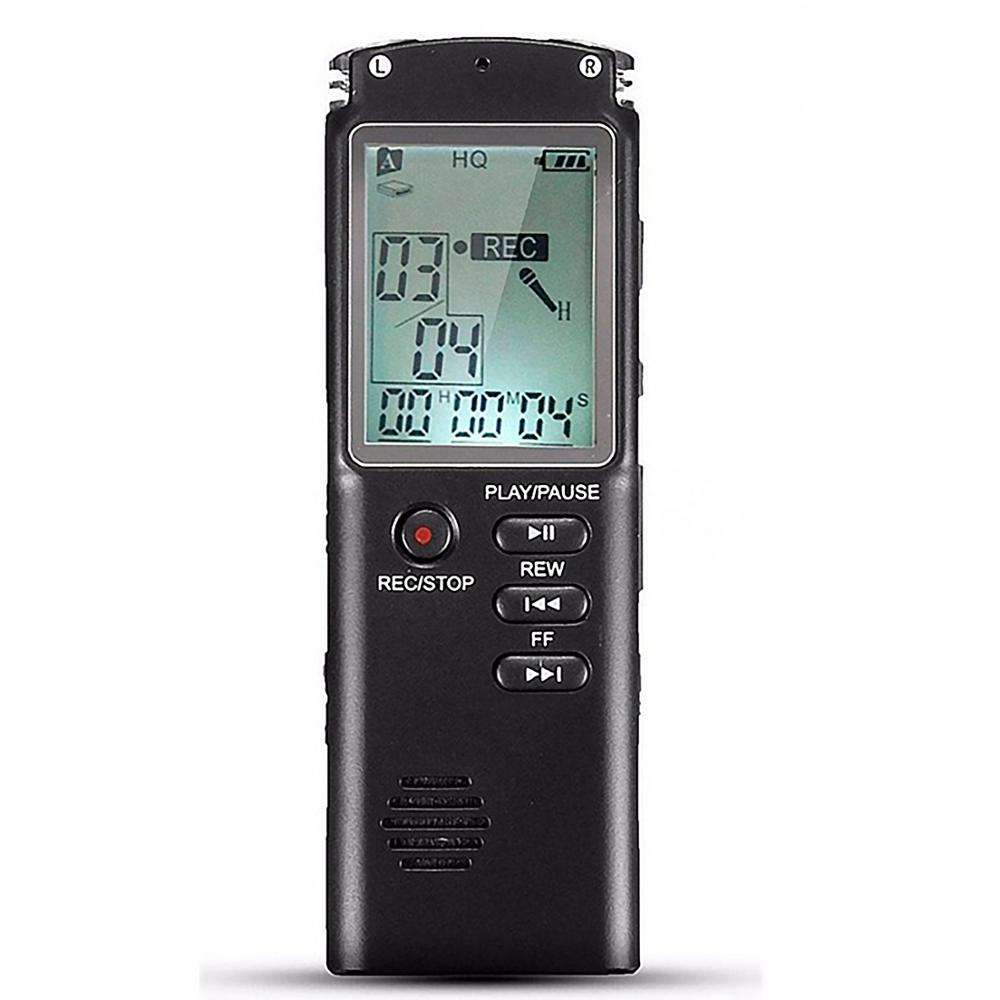 Professionele Digitale Voice Recorder Dictafoon MP3 Player Speaker High-Fidelity 8 Gb/16 Gb/32 Gb