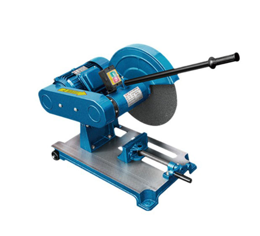 Draagbare Metal Cutting Saw Power Tools Metalen Cut Van Cirkelzaag