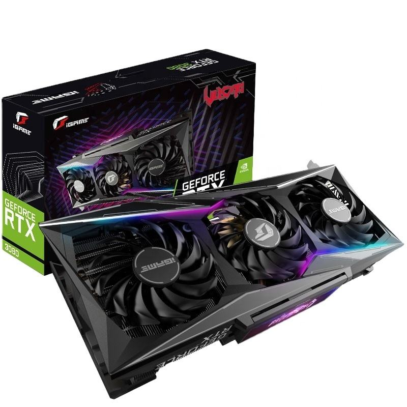 Ipason 신제품 Rtx 30 시리즈 Igame Geforce MSI ASUS Rtx 3080 Vulcan 10G <span class=keywords><strong>그래픽</strong></span> 카드