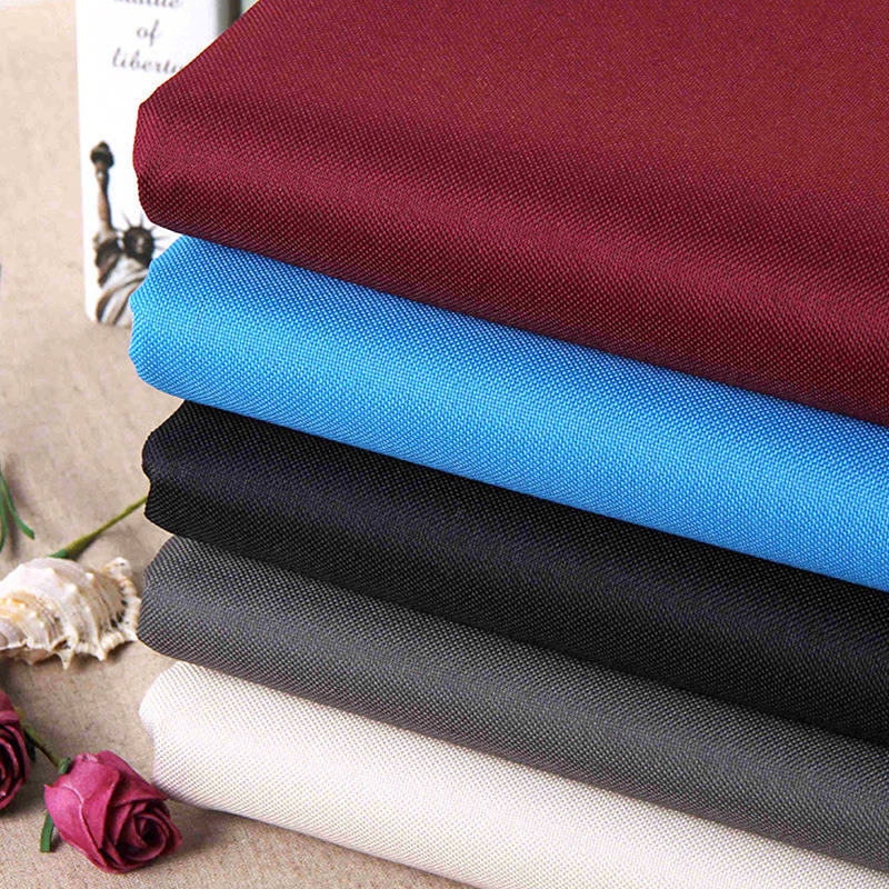 600D polyester oxford fabric for tents , bags , suitcase and so on