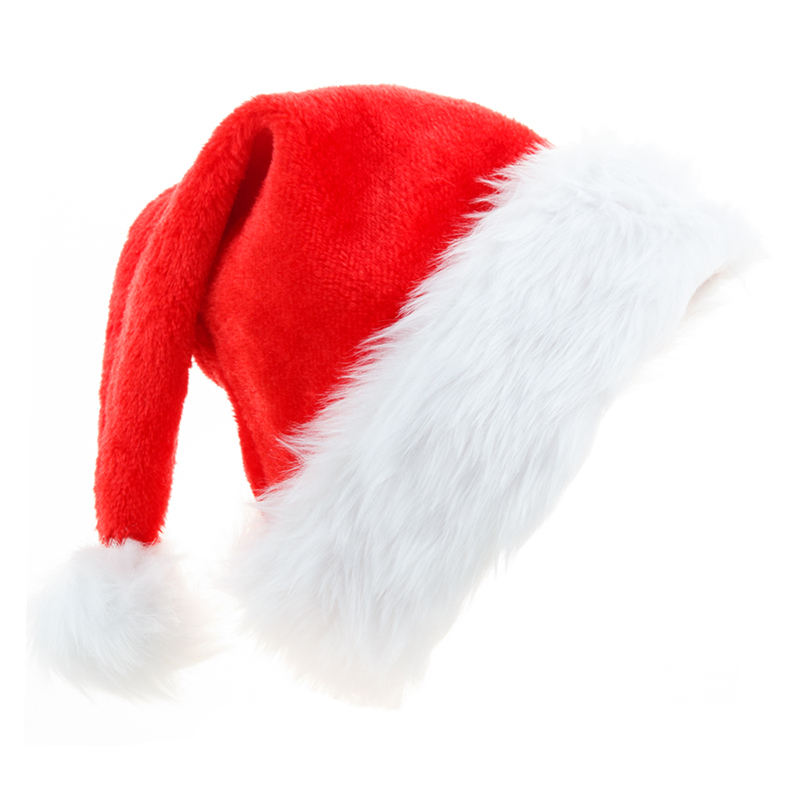Wholesale 2020 new style fashion Christmas hat excellent quality beautiful christmas hat