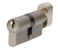MVM 60MM Brass Door Lock Cylinder SN Cylinder with Knob