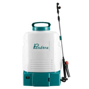 Pandora 20l Agriculture Farm Backpack Electric Sprayer Agricultural Pesticide Battery Sprayers
