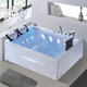 AO-6099New model China Suppliers White Bathroom 2 Person Cheap Whirlpools Bathtubs Jaccuzi